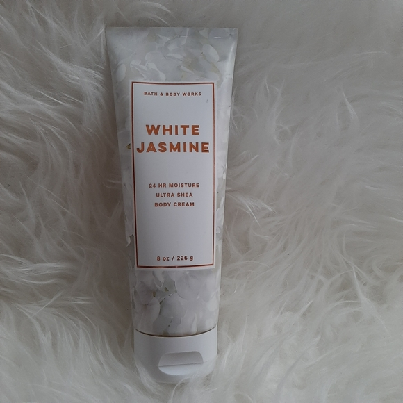 Bath & Body Works Other - Bath & Body Works White Jasmine Body Cream NEW